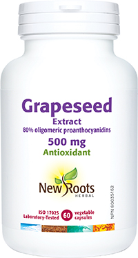 Grapeseed Extract 500 mg