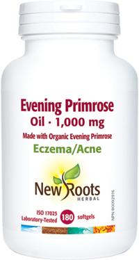Evening Primrose Oil 1,000mg