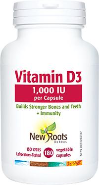 Vitamin D3 (capsules)