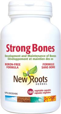 Strong Bones Boron-Free Formula