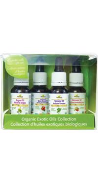 Exotic Oils Gift Set