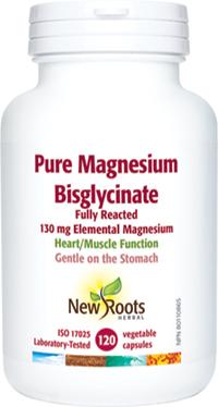 Pure Magnesium Bisglycinate 130mg