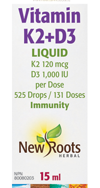Vitamin K2+D3