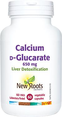 Calcium ᴅ‑Glucarate