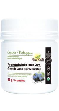 Fermented Black Cumin Seed