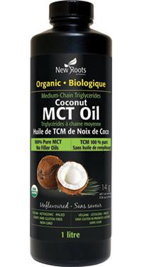 Organic Coconut MCT Oil