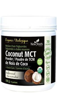 Coconut MCT Powder +Acacia Gum