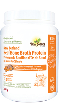 Beef Bone Broth Protein + Organic Fermented Turmeric