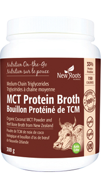 MCT Protein Broth