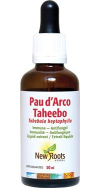 Pau d'Arco Taheebo