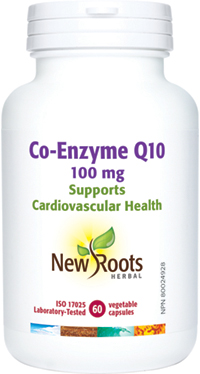 Co-Enzyme Q10 · 100mg
