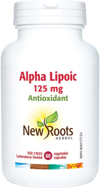 Alpha Lipoic 125 mg