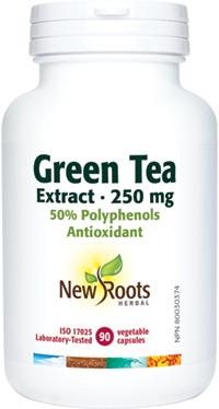 Green Tea Extract 250mg