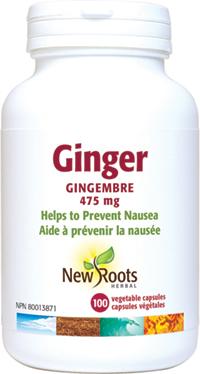 Ginger 475mg