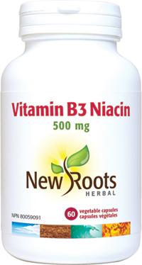 Vitamin B3Niacin 500mg