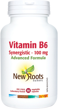 Vitamin B6Synergistic· 100mg