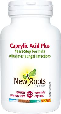 Caprylic Acid Plus
